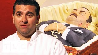 Download A Coffin Cake Fit For A Vampire | Cake Boss Video