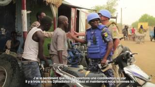 Download Peacekeeping Day: Henrik Ditlev Petersen, Danish UNPOL / Patrol Officer Video