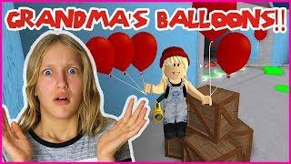 Download Creepy Balloons at Grandma's House! Video