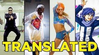 Download Translating Dance Songs Video