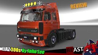 Download ETS2 (1.31)   truck mod ″LIAZ 300s by John Lee″ (+FIX 1.31) - review Video