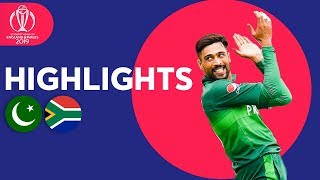 Download Haris Sohail Hits 89!   Pakistan vs South Africa - Match Highlights   ICC Cricket World Cup 2019 Video