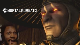 Download HOLD ON, THAT'S THE END!? | Mortal Kombat X (ENDING) #14 Video