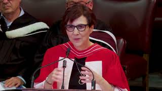 Download Cindy Blackstock, Convocation 2018 Honorary Degree Recipient Video