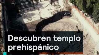 Download Denise Maerker 10 en punto - Arqueología: Descubren templo prehispánico Video
