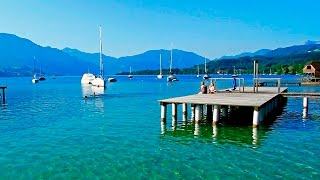 Download Reisebericht Seecamping Gruber (Attersee - Oberösterreich) Juni 2015 Video