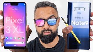 Download Pixel 3 XL vs Galaxy Note 9 Video