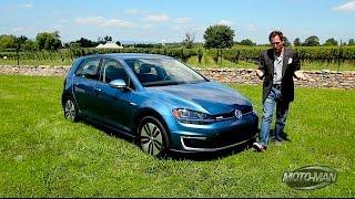 Download 2015 VW e-Golf EV – First Drive Video