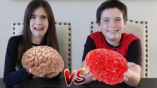 Download GUMMY FOOD vs REAL FOOD!! Video