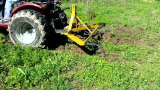 Download Mahindra MAX 28xl with Cultivator Video