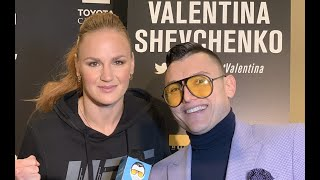"Download Valentina Shevchenko Responds to Ben Askren: ""I'm Not a Spy"" Video"