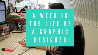 Download VLOG | 5 Days in the life of a Graphic Designer Video