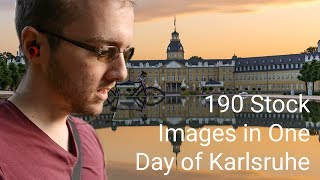 Download A Holiday of Stock Photography in Karlsruhe Video