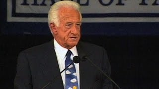 Download Bob Uecker is inducted into the Baseball Hall of Fame Video