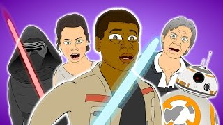 Download ♪ THE FORCE AWAKENS THE MUSICAL - Animated Star Wars Song Video
