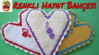Download Kalpli Kese Lif Modeli Yapılışı (Örgü Dantel Oya Knitting Stricken Tricot Malha) Video