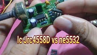 Download Modif subwoofer agar bass lebih bulat dan empuk pakai ic ne5532 Video