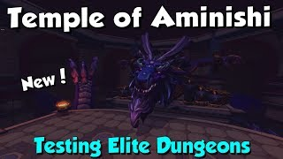 Download New! Elite Dungeons! New Bosses! [Runescape 3] Temple of Aminishi Video