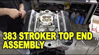 Download 383 Stroker Top End Assembly #ETCGDadsTruck Video