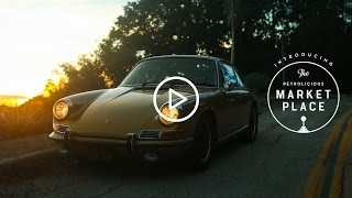 Download For Sale: This 1968 Porsche 911L Is A Solid Gold Rockstar Video