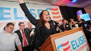 Download New York Rep. becomes youngest woman in Congress Video