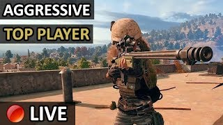 Download 🔴 Aggressive PUBG Gameplay | 800+ Wins | Big !giveaway | Custom Games 18:30 CEST Video