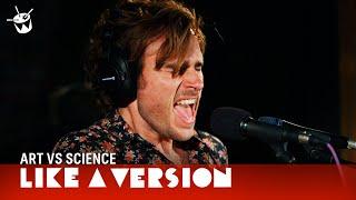 Download Art vs Science cover Metallica 'Enter Sandman' for Like A Version Video