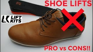 Download SHOE LIFTS FOR MEN REVIEW - PRO vs CONS Video