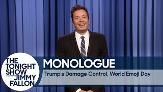 Download Trump's Damage Control, World Emoji Day Video