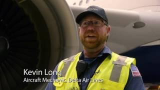 Download Aviation Maintenance Technology—Delta Air Lines Internship Video