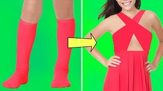 Download 25 BUDGET CLOTHING HACKS YOU HAVE TO TRY Video