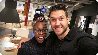 Download NEW HOUSE IKEA SHOPPING!!! 🏠 💳 Video