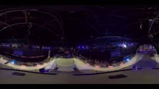 Download 360 View of Ringling Bros. Trapeze Artists Video