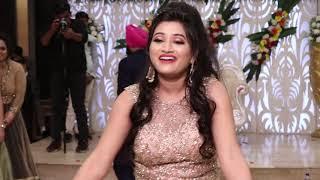 Download Bride engagement performance Video