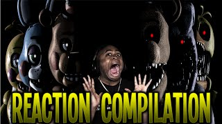 Download ★ Five Nights At Freddy's 2 Jumpscare Compilation/Scary Moments ★ Video