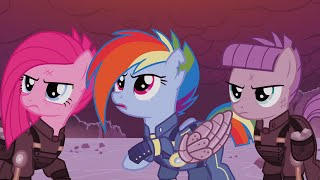 Download The War Between Celestia And King Sombra - My Little Pony: Friendship Is Magic - Season 5 Video