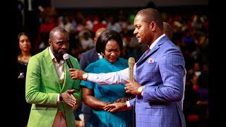 Download He had a prophetic encounter with Pastor Alph Lukau in his Dream Video