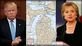 Download BREAKING: TRUMP IS SMILING AS MICHIGAN RESULTS CERTIFIED AS HILLARY SURROGATE STEIN SNEAKS TO STEAL Video