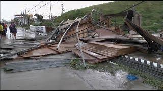 Download Le typhon Mangkhut fait plusieurs morts aux Philippines Video