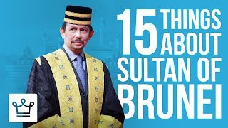 Download 15 Things You Didn't Know About Sultan Of Brunei (Hassanal Bolkiah) Video