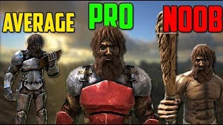 Download Ark - Every typical player stereotype (Noobs - Leaders) Video
