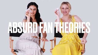 Download Lili Reinhart and Camila Mendes Read Absurd Riverdale Fan Theories | ELLE Video