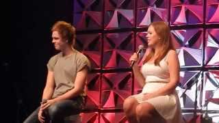 Download British Youtubers on the Mainstage at VIDCON 2013 Video
