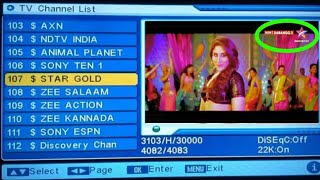 All test paid channel free dish dd free dish all paid channel
