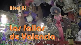 Download Las Fallas de Valencia. Nivel B1 Video