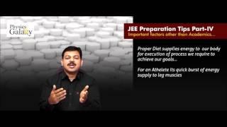 Download JEE Preparation Tips Part - IV Video