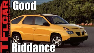 Download R.I.P Forever: Top 10 Crappy Cars That Should Stay Dead (Part 2 of 2) Video