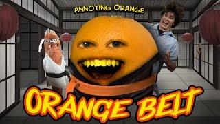 Download Annoying Orange HFA - ORANGE BELT (ft. Tobuscus & Billy Dee Williams) Video