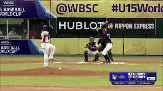 Download Japan v Dominican Rep - U-15 Baseball World Cup 2018 Video
