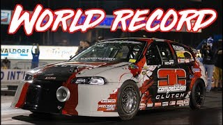 Download 2000HP 2.0L Honda Civic 215MPH in 7 seconds! - Worlds Fastest FWD Video
